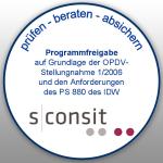 s-consit zertifiziert iQ.Suite