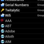 KeePassDroid für Android