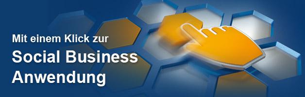 Appdesigner - Mit einem Klick zur Social Business Anwendung