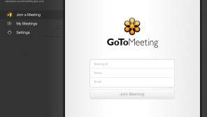 GoToMeeting App