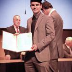 Christopher ist nun Bachelor of Business Administration