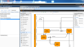 GBS Workflow Modeler