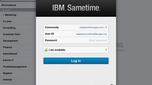 IBM Sametime App