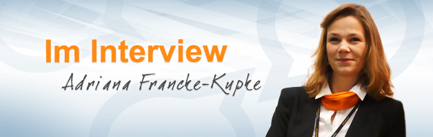 Porträt Adriana Francke-Kupke