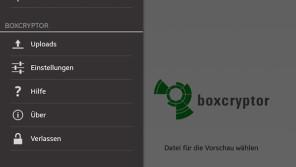 Boxcryptor App