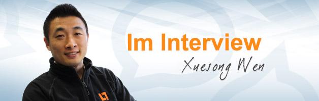 Im Interview mit Xuesong Wen, Entwickler bei GBS