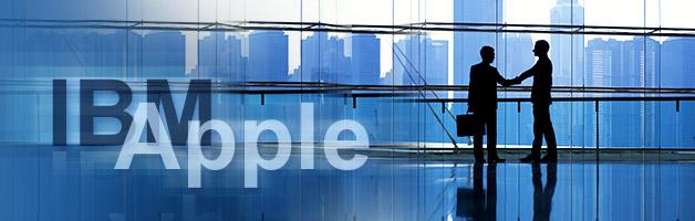 IBM und Apple tun sich zusammen