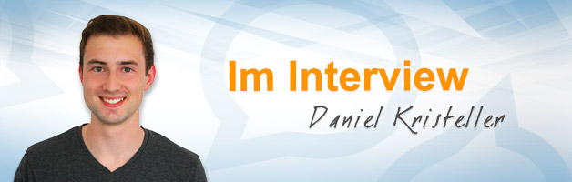 Daniel Kristeller - Azubi zum IT-Systemkaufmann