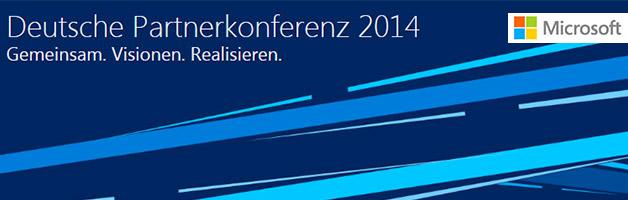 Microsoft-Partnerkonferenz 2014