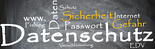 Datenschutz Banner