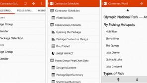 Fernsteuerung Word und Excel - Office für Smartphone