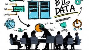 Big Data ist eines der wichtigsten Hightec-Themen