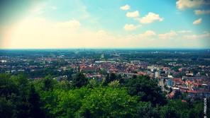 nahezu 300.000 Einwohner leben in der größten Stadt Badens
