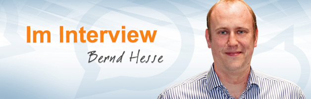Interview Bernd Hesse Banner