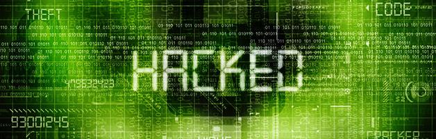 Cyberattacken Banner