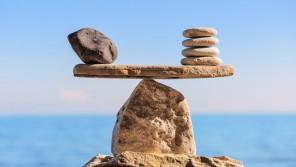Das Beste aus allen Welten schafft Gleichgewicht