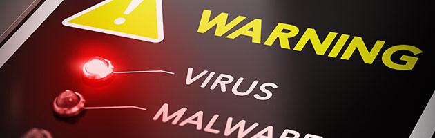Computervirus Glossar