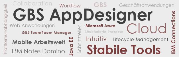 Banner - Workflow AppDesigner CeBIT