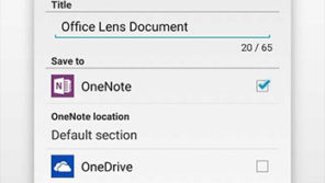Scans in Microsoft Office Anwendungen konvertieren
