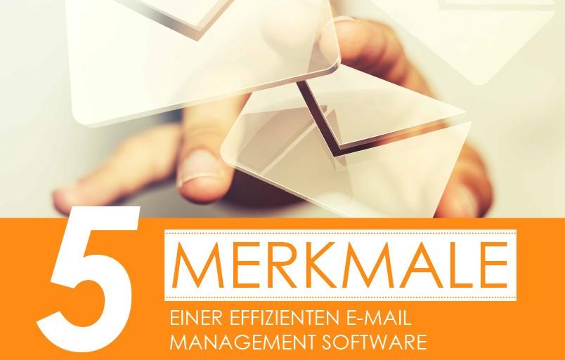 Teaser: Effiziente E-Mail-Management-Lösung
