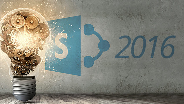 SharePoint 2016 - Was sit neu?