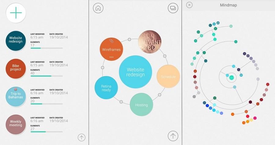 Mind-Mapping App: Ideen auf dem Smartphone visualisieren
