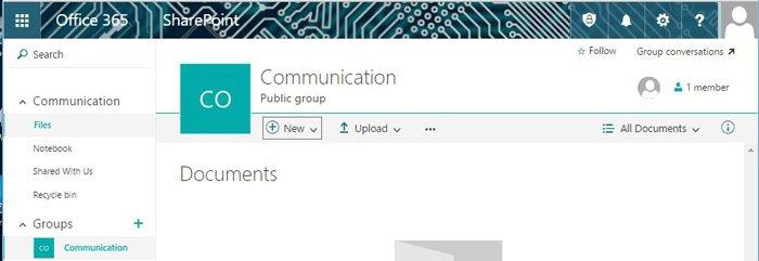 SharePoint Online App