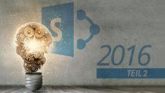 SharePoint 2016 Banner - Teil 2