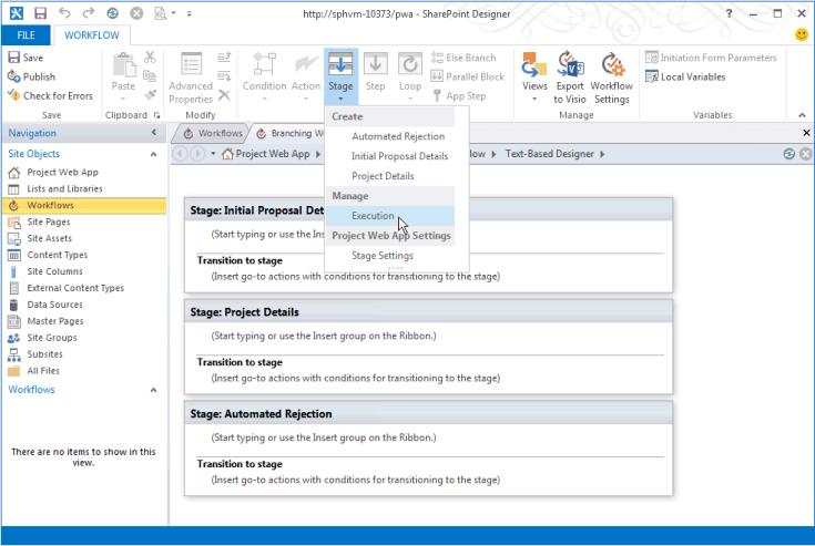 SharePoint Workflow Designer