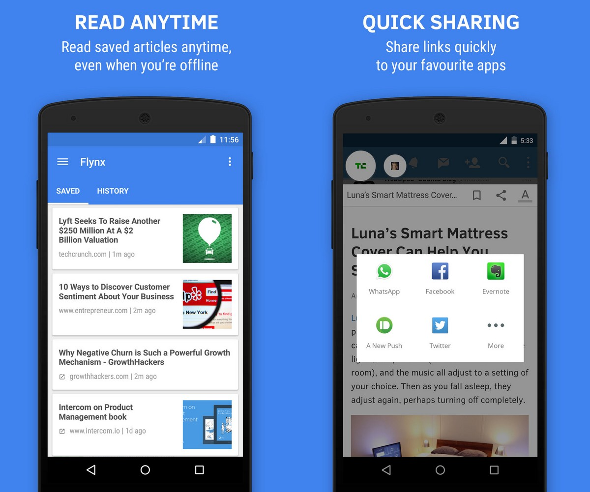 Flynx Android Browser