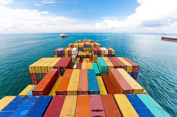 Container-Technologie hat enorme Vorteile