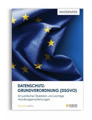 Whitepaper: DSGVO
