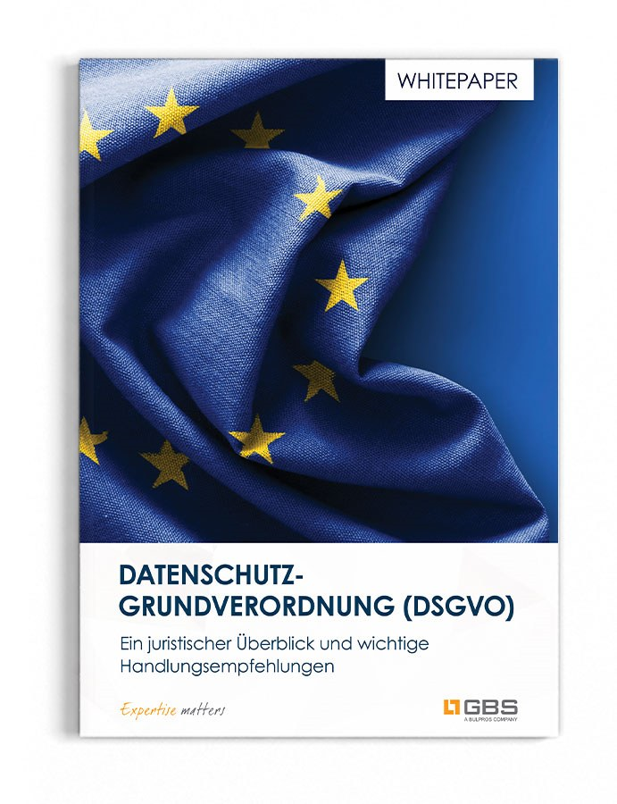 DSGVO umsetzen