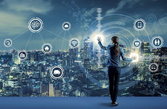 Welt wird digital