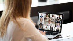 Remote business communication